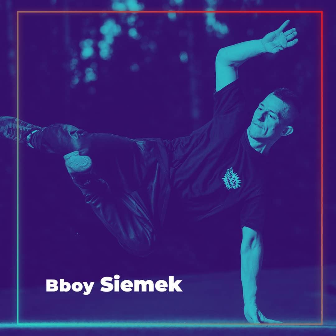 Bboy Siemek
