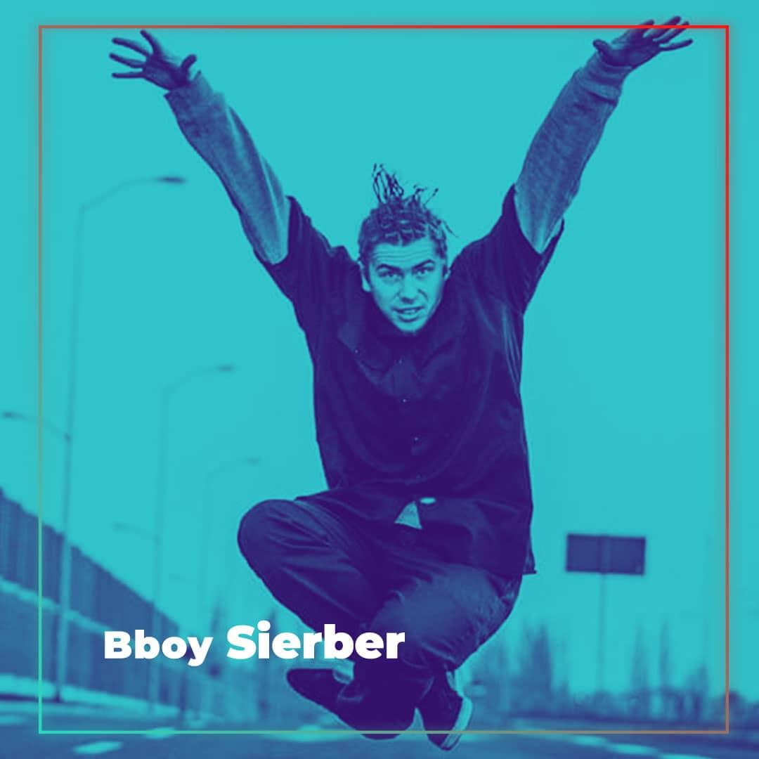 Bboy Sierber